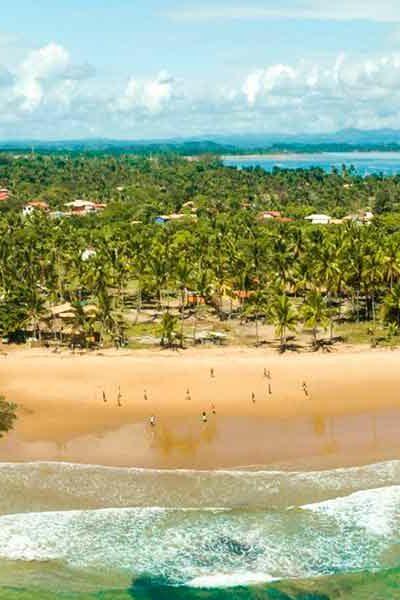 Península de Maraú (BA) 2021 – 2° Semestre
