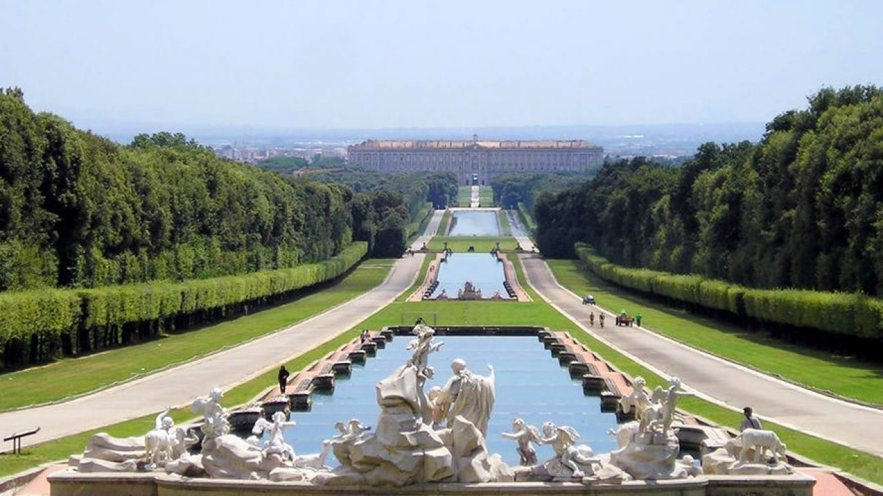 O que fazer em Caserta - Itália - Visite o Mundo