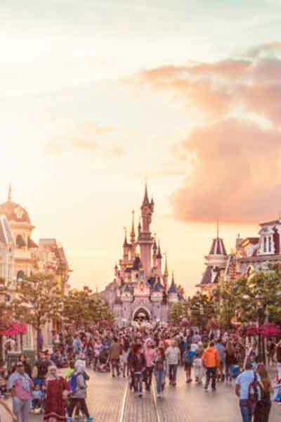 Disney Paris 2022